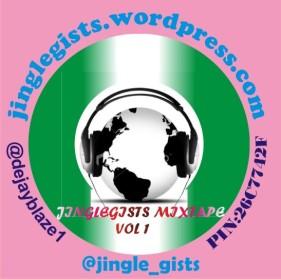 Jinglegists Mixtape Art
