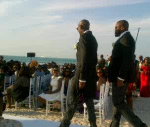 2face Idibia - The Groom