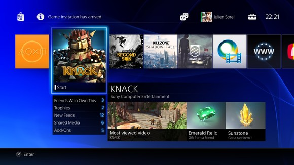 Ps4 User Interface1