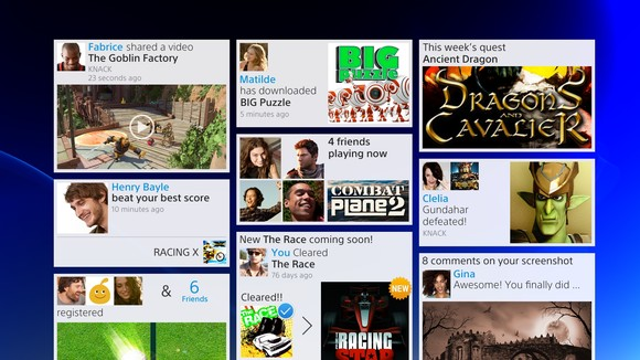 Ps4 USer Interface2