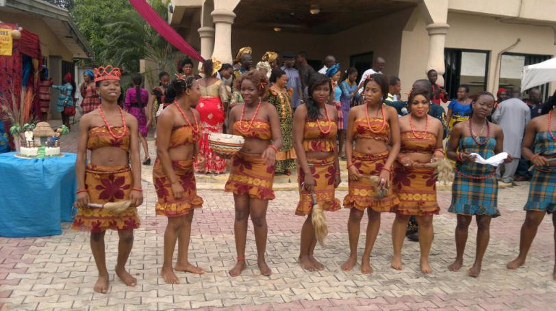 The Asoebi Girls
