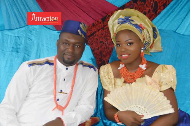 The Lovely Couple... Kwaz Man n Choc Girl