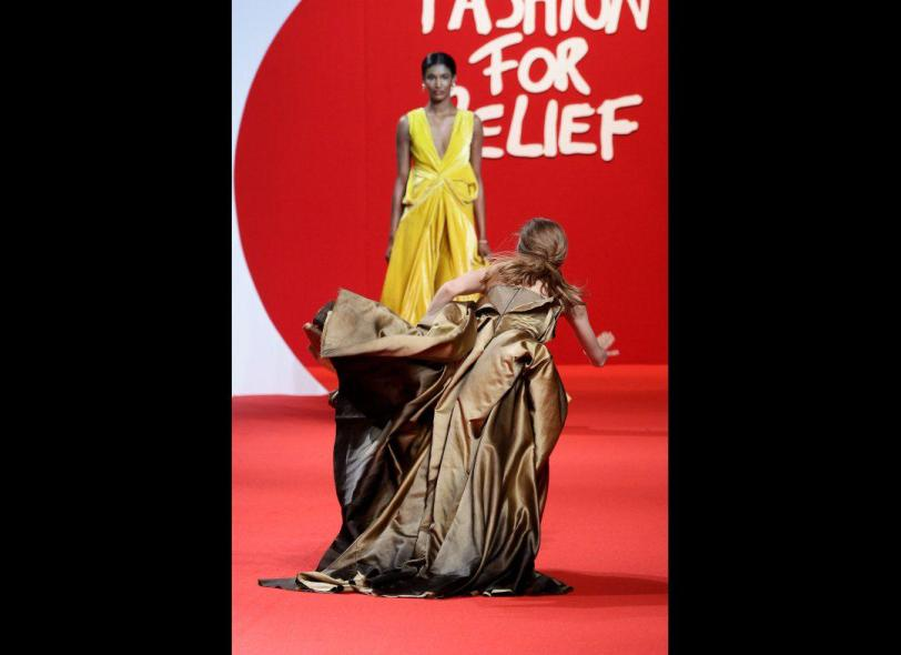 Fashion For Relief 2011