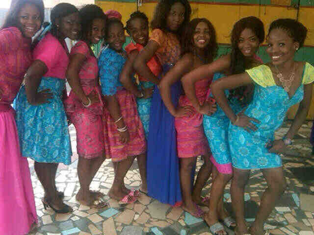 A Cross Section Of Fetha Beauties