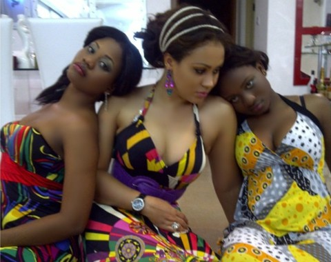 The Buari Sisters